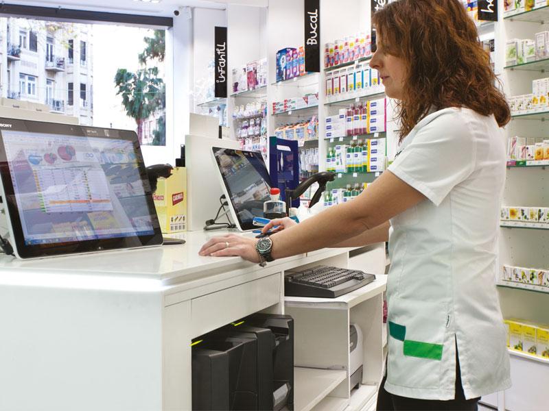 Máquinas de Cobro Automático para Farmacias